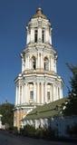Belltower dans Kyiv-Pechersk Lavra Photo stock