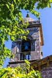 Belltower de chapelle de Santa Susana photos libres de droits