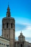Belltower de la catedral Fotografía de archivo