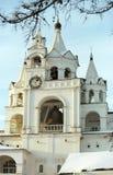 Belltower de monastère Images libres de droits