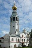 Belltower de Vologda Photographie stock libre de droits