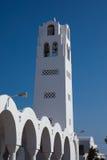 Belltower della cattedrale Fotografie Stock
