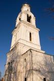 Belltower della cattedrale di Nikolsky Immagine Stock
