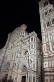 Belltower by Giotto in Florence Stock Photos