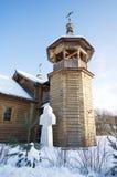 Belltower kościół Panteleimon uzdrowiciel przy Medycznym cen zdjęcie stock