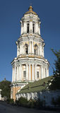 Belltower in Kyiv-Pechersk Lavra Stock Photo