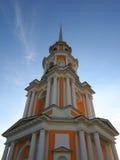 Belltower of the Ryazan Kremlin Royalty Free Stock Image