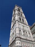 Belltower of Santa Maria del Fiore Royalty Free Stock Photos