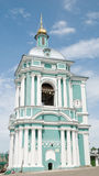 Belltower on Smolensk Stock Photo