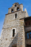 Belltower of St. Bernardino. Narni. Umbria. Italy. Stock Photography
