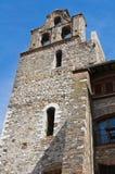 Belltower of St. Bernardino. Narni. Umbria. Italy. Stock Photography