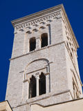 The Belltower of St. Corrado Cathedral. Apulia. Royalty Free Stock Images