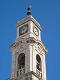 Belltower of St.Rocco Church. Trani. Apulia. Royalty Free Stock Photos