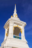 Belltower in temple Royalty Free Stock Photography