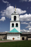 Belltower of the Troitsk Cathedral Royalty Free Stock Photography