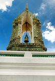 Belltower in Wat Pho Royalty Free Stock Photos