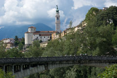 Belluno Royalty Free Stock Photography