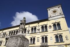 Belluno, Italië Royalty-vrije Stock Foto's