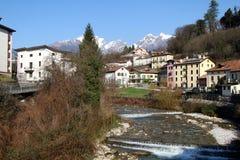 Belluno, Italy Stock Images