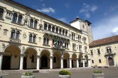 Belluno,Veneto,italy Stock Photo