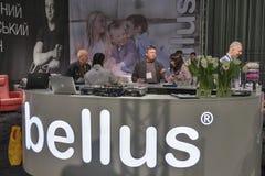 Bellus tapizó la cabina de los muebles Imágenes de archivo libres de regalías