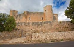 bellver castell de Στοκ φωτογραφία με δικαίωμα ελεύθερης χρήσης