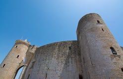 Bellver castle exterior Stock Photos