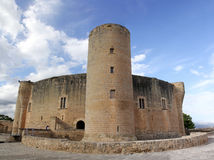 Bellver Castle, Majorca, Spain, Stock Image