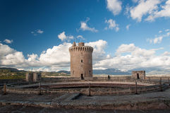 Bellver Castle, Palma de Majorca Royalty Free Stock Photography