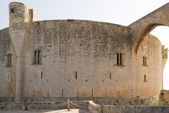 Bellver Castle, Palma de Mallorca Royalty Free Stock Photography