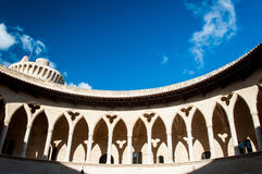 Bellver Castle, Palma de Mallorca Royalty Free Stock Image
