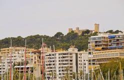 Bellver Castle in Palma of Majorca Royalty Free Stock Photos