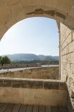 Bellver-Schloss, Palma de Mallorca Stockbild