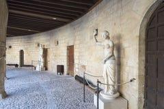 Bellver-Schloss, Palma de Mallorca Stockfotos