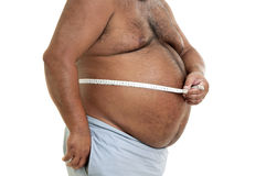 Belly Royalty Free Stock Photo