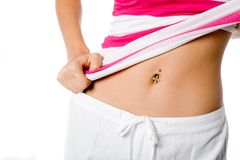 Belly Button Stock Images