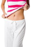 Belly Button Royalty Free Stock Image