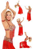 Belly-dance Stock Photography