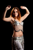 Belly dance Stock Photography