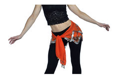 Belly Dance Royalty Free Stock Image
