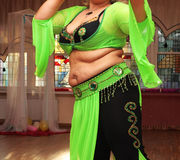 Belly dance Royalty Free Stock Photo