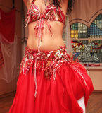 Belly dance Stock Image