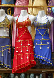 Belly dance dress. Stock Photography