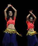 Belly Dance Fusion Royalty Free Stock Image