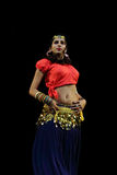 Belly Dance Fusion Stock Image