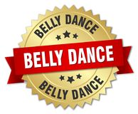 belly dance Vector Illustration