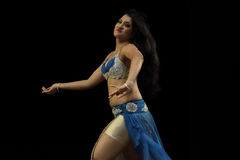 Belly Dance by Payal Gupta Royalty Free Stock Photos