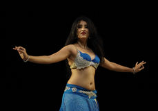 Belly Dance by Payal Gupta Royalty Free Stock Photo