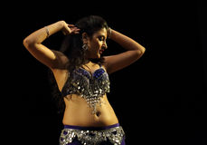 Belly Dance by Payal Gupta Stock Photo