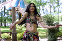 Belly dance Stock Photos